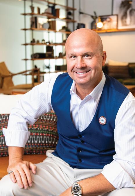 Cal Haupt - CEO